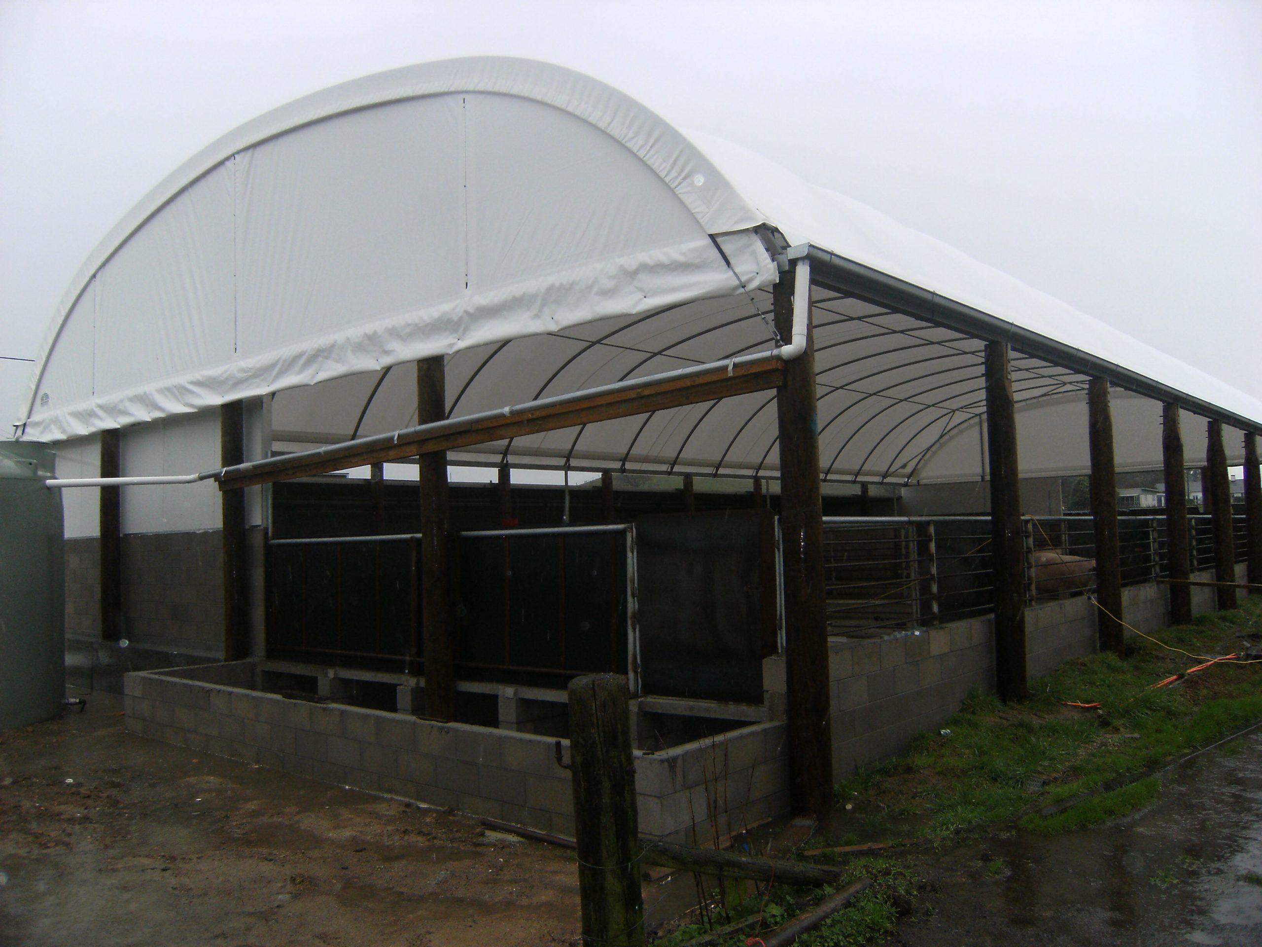 Pig Barns